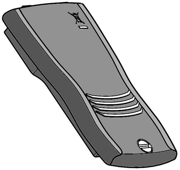 Batteria Litio per VHF  COBRA MARINE HH600 NERO - Offerta di Mondo Nautica 24