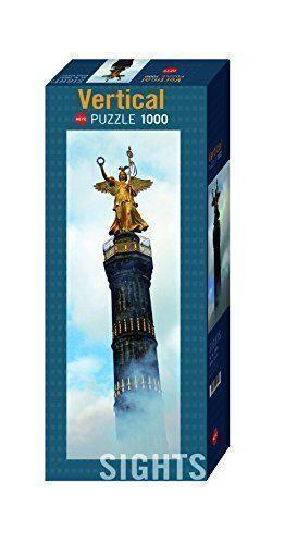 Heye 58269 Puzzle Classic Victory column  Berlino Germania 1000 Pezzi