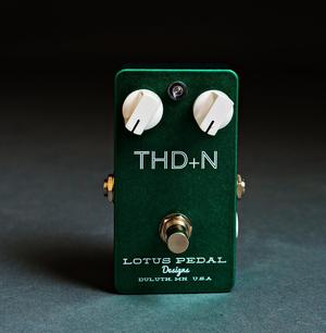 THD+N - Lotus Pedal Designs