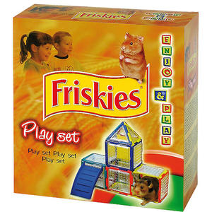 Friskies Play Set - Kit Gioco