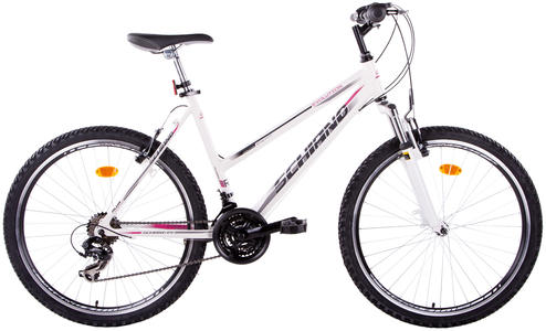 Bicicletta MTB Donna - Evolution bianco
