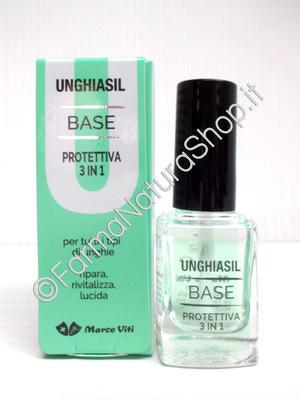 UNGHIASIL BASE PROTETTIVA 3 IN 1