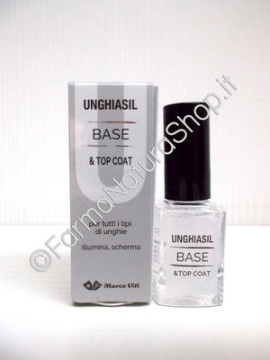 UNGHIASIL BASE & TOP COAT