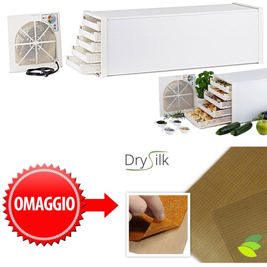 Essicatore Essiccatore Biosec 10 cestelli per funghi frutta Biosec DOMUS B 10 TAURO Essiccatore Domestico per Alimenti
