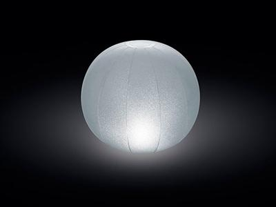 Luce Led Galleggiante INTEX 28693 Palla Sfera Luminosa Per Piscina diam 23