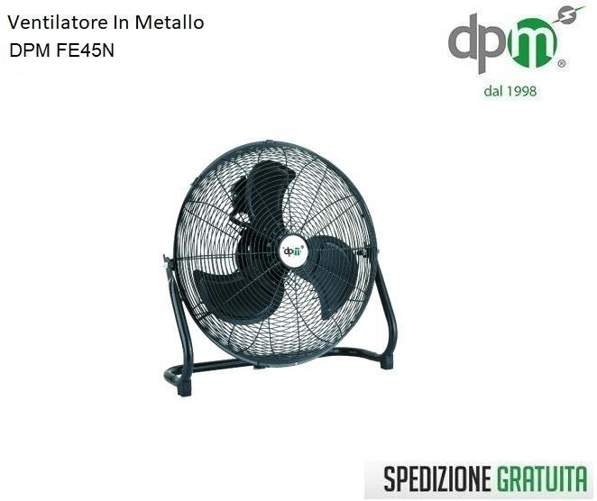 DPM Marin Pala 45 140w ventilatore da terra FE45N