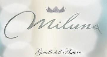 cld2937 014g7 Girocollo Miluna Punto Luce con Diamante -