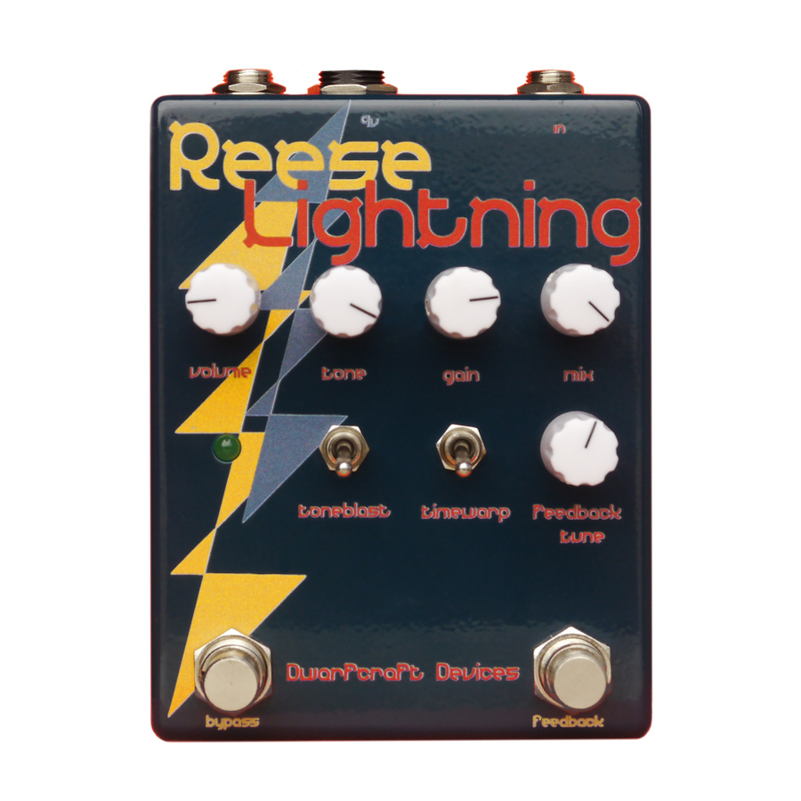 Reese Lightning - Dwarfcraft Devices