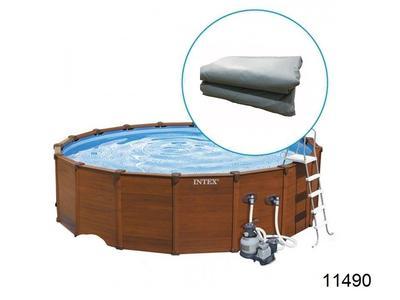 Ricambio INTEX Liner Sequoia Cm 478x124 per piscina sequoia 28382 cod 11490