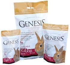Genesis Alfalfa Rabbit Food - 15,00 Kg.