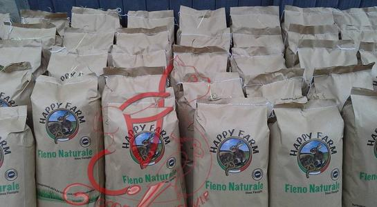 Happy Farm Fieno Naturale - 1,00 Kg.