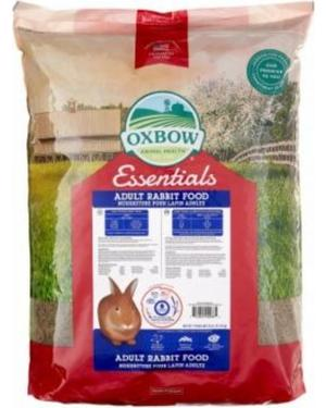 Oxbow Essential Adult Rabbit Food - 11.330 Kg.