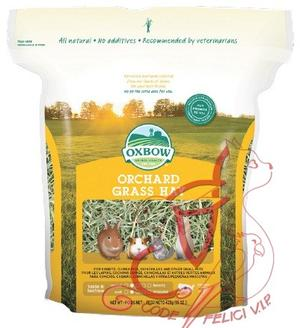 Oxbow Fieno Orchard Grass Hay - 425 Gr.
