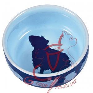 Trixie Ciotola Cavia - Azzurro