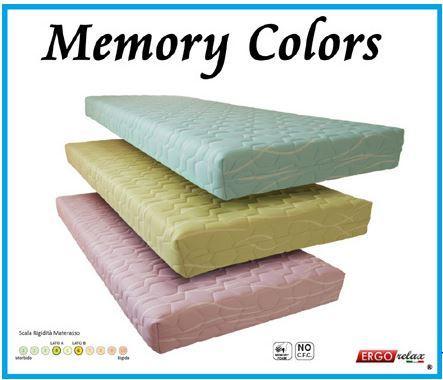 memory, materasso memory, tulipano, tulipano 5, offerta, foam ...