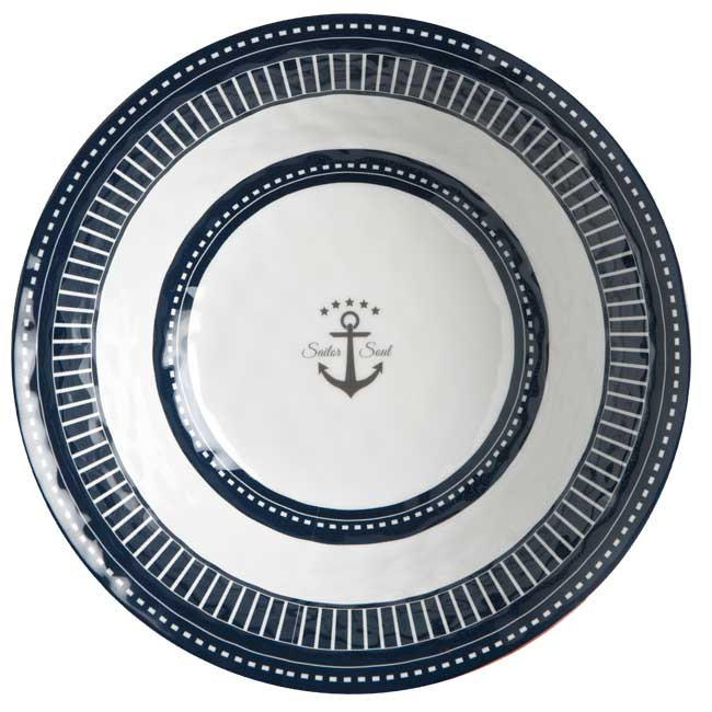 Insalatiera Infrangibile in Melanina serie SAILOR SOUL di Marine Business - Offerta di Mondo Nautica 24
