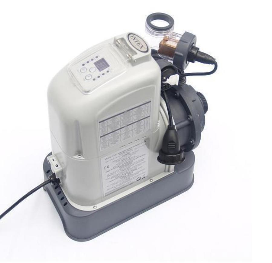 Ricambio Motore Pompa A Sabbia Combo INTEX 28676 clorinatore INTEX 11810 motore 6000 lt/h