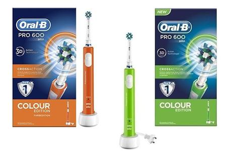 ORAL-B PROFESSIONAL CARE 600 3D CROSSACTION - Colour Edition