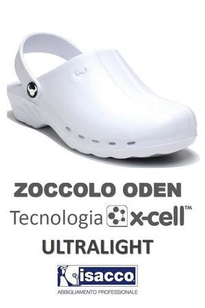 ZOCCOLO ODEN BIANCO ULTRALEGGERO TECNOLOGIA XCELL BIANCO