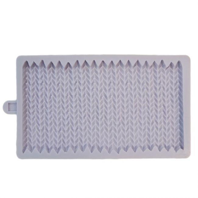 check out a0554 a4fdd stampo silicone effetto maglione lana Karen Davies