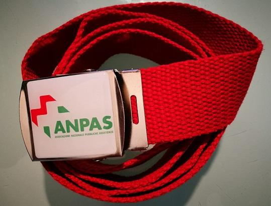 Cintura Anpas rossa