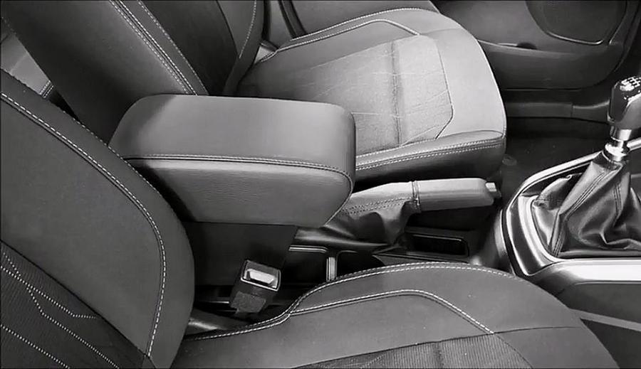 Mittelarmlehne für Ford EcoSport (2018>) in der Länge verstellbaren