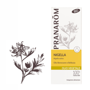 Pranarom - Olio di Nigella (Cumino nero)