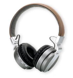 Cuffie Bluetooth con Radio FM e Lettore MP3 Incorporati