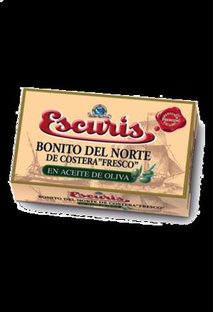 Bonito del Norte - in olio di oliva 12 UNITÀ DA 120 gr