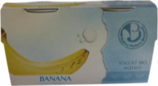 Yogurt intero alla banana, Antico Podere Bernardi, 2x125g