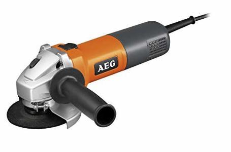 Smerigliatrice angolare AEG WS 7 S da 115 mm 700 w
