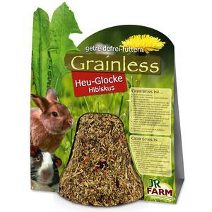 Jr Farm Grainless Campana di Fieno con Ibisco - SCONTO 30%