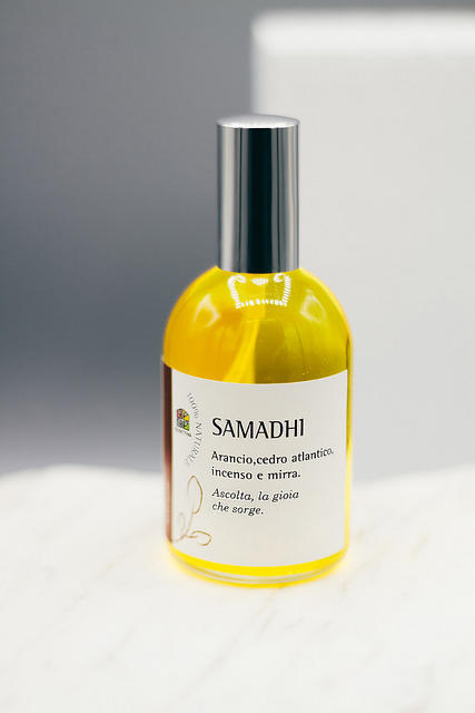 Olfattiva - Samadhi Profumo botanico