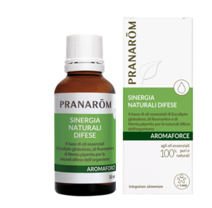 Pranarom - Sinergia Naturali Difese Aromaforce