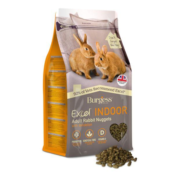 Burgess Excel Indoor Rabbit