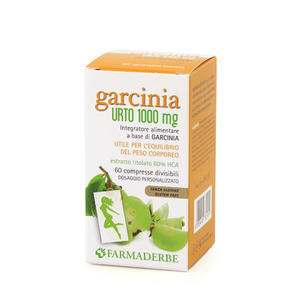 Farmaderbe - Garcinia urto 1000mg