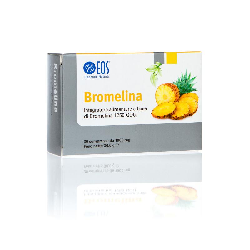 Eos - Bromelina (Ananas) cpr