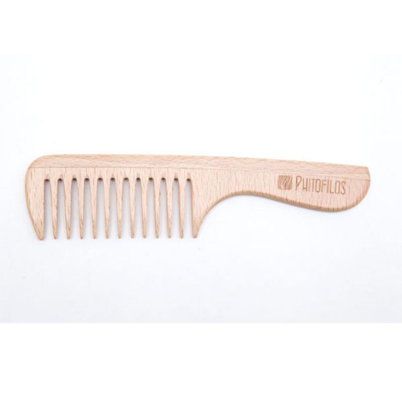 Phitofilos - Pettine in legno di faggio