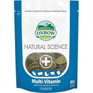 Oxbow Natural Science Multi-Vitamin - 60 pst