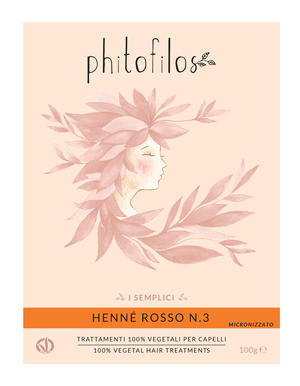 Phitofilos - Hennè Rosso N. 3
