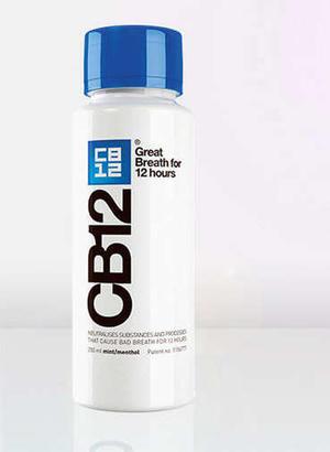CB12 COLLUTTORIO Neutralizza l'alito cattivo