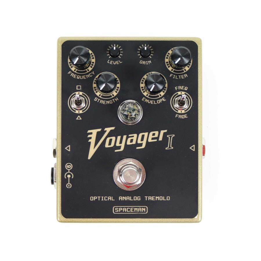 Voyager I Optical Analog Tremolo - Spaceman Effects
