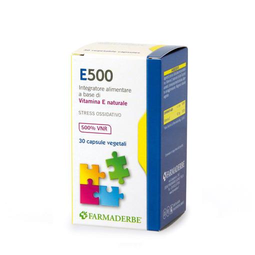 Farmaderbe - E500