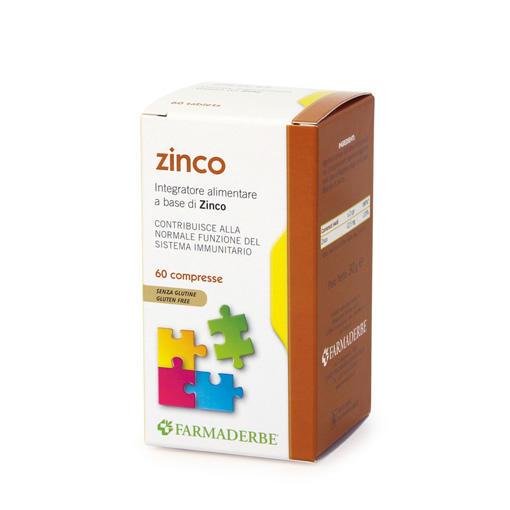 Farmaderbe - Zinco