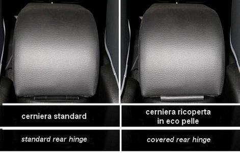 Armrest PREMIUM with storage for Fiat 500X