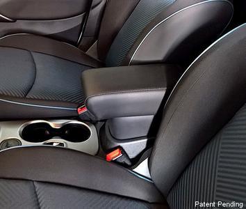 Bracciolo Premium per Fiat 500X