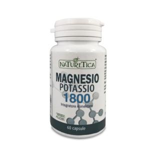 Naturetica - Magnesio Potassio 1800