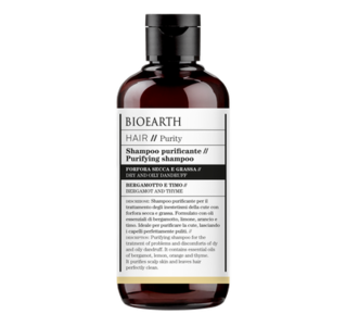 Bioearth - Shampoo purificante Hair purity