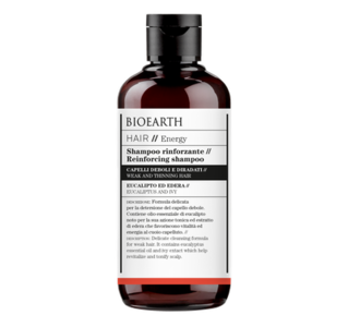 Bioearth - Shampoo rinforzante Hair energy