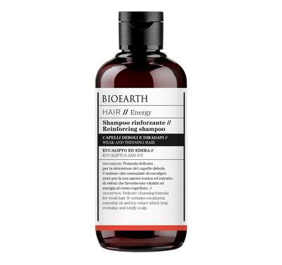 Bioearth - Shampoo rinforzante Hair energy